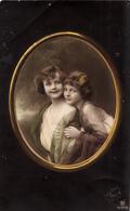 GIRLS 1916-LESBIAN INTERESTS - Femmes