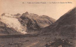 ET-SUISSE VALLE DE CONCHES-N°1178-H/0023 - Altri