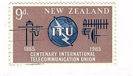 New Zealand, 1965, SG 828, Used - Nouvelle-Zélande