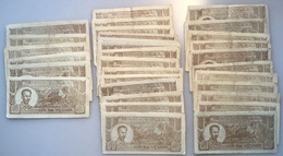 Vietnam ND (1948) 5 Dông BROWN COLOUR P. 17 X 31 (banknote Billet Viet Nam Paper Money Geldschein - Vietnam