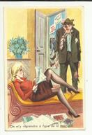"""ILLUSTRATEUR . LOUIS CARRIERE . """" ON M Y PRENDRA A FAIRE DE LA POLITIQUE """" - Carrière, Louis"""