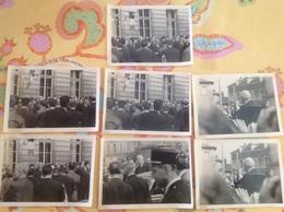 7 Photos Inédites Du Général De Gaulle - Beroemde Personen