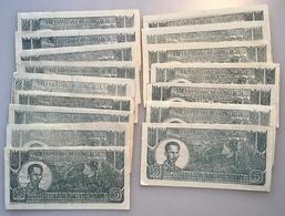 Vietnam ND (1948) 5 Dông GREEN COLOUR P. 17 X 16 (banknote Billet Viet Nam Paper Money Geldschein - Vietnam