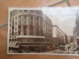 1937 Napoli Via Diaz Animata Auto Tram Magazzini UPIM - Napoli (Naples)
