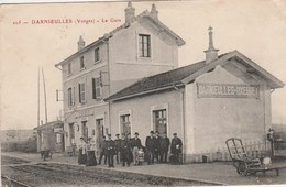 DARNIEULLES LA GARE - France