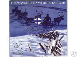 FINLANDIA 2005 DIVISIONALE FDC Natura Lappone - Finlande