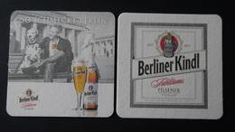 Germany - Berliner-Kindl-Schultheiss-Brauerei - So Schmeckt Berlin - 2 X - Bierdeckel