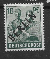 1948 MNH Berlin,  Postfris** - [5] Berlin