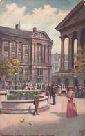 BIRMINGHAM, England, UK , 1907 ; Corner Of Chamberlain Square ; TUCK - Birmingham