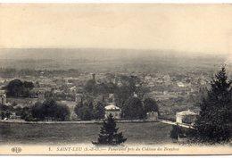 SAINT LEU LA FORET Panorama Pris Du Château Des Bruyères - Saint Leu La Foret