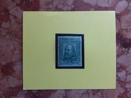 REGNO 1910 - Garibaldi N.87 Nuovo * (tracce Di Ruggine) + Spese Postali - 1900-44 Vittorio Emanuele III