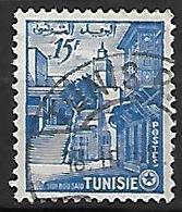 TUNISIE    -    1956.    Y&T N° 410 Oblitéré - Oblitérés