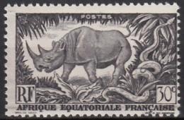 N° 209 - X X - ( C 1444 ) - A.E.F. (1936-1958)