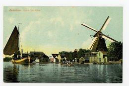 D127 - Zaandam - Molen De Koker - Molen - Moulin - Mill - Mühle - Zaandam