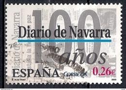 Spain 2003 - Newspapers - The 100th Anniversary Of Diario De Navarra - 1931-Hoy: 2ª República - ... Juan Carlos I