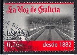 Spain 2003 - Newspapers - The 100th Anniversary Of Faro De Vigo - 1931-Hoy: 2ª República - ... Juan Carlos I