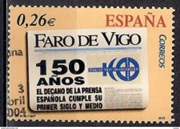 Spain 2003 - Newspapers - The 100th Anniversary Of La Voz De Galicia - 1931-Hoy: 2ª República - ... Juan Carlos I