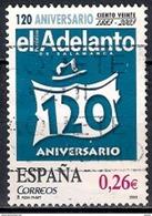 Spain 2003 - The 120th Anniversary Of El Adelanto De Salamanca - 1931-Hoy: 2ª República - ... Juan Carlos I