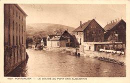 25-PONTARLIER-N°1182-G/0323 - Pontarlier