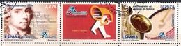 Spain 2004 - Espana Valencia - Music  - Strip - 1931-Hoy: 2ª República - ... Juan Carlos I