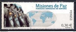 Spain 2007 - Armed Forces In Peace Missions - 1931-Hoy: 2ª República - ... Juan Carlos I