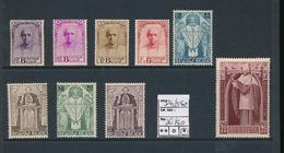 BELGIUM  COB 342/350 LH - Bélgica