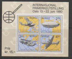 Norway 1980 Norwex M/s ** Mnh (43380) - Blokken & Velletjes