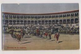 AI42 Bull Fighting - Entrada De La Cuadrilla - Corrida