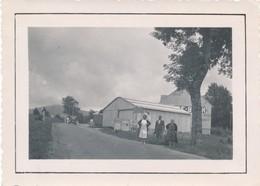 Snapshot 7 Aout 1938 Dans Les Vosges Col Du Bonhomme Animée Bâtiment Voiture - Lieux
