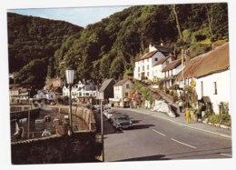 AK95 Lynmouth - Vintage Cars - Lynmouth & Lynton