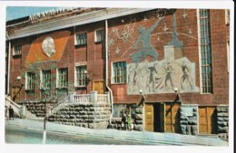 AK95 Moscow, Krasnaya Presnya, Lenin House Of Culture - Russia