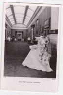 AK95 Royalty - H.R.H. The Princess Margaret - Tuck Real Photo - Royal Families