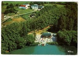 Lac De Barbençon -Café De La Brousse - Pêche - Canotage - 2 Scans - Beaumont