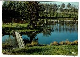 Lac De Barbençon - Café De La Brousse - Pêche - Canotage - 2 Scans - Beaumont