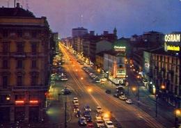 Milano - Corso Buenos Ayres - Notturno - Formato Grande Non Viaggiata – E 12 - Milano