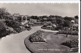 AP52 Marine Park Gardens, Bognor Regis - RPPC - Bognor Regis