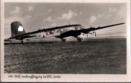 ! Alte Ansichtskarte Focke Wulf FW 200 Condor - Weltkrieg 1939-45