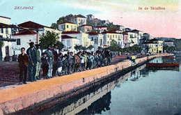 GRECE - Ile  De SKIATHOS  1916 - Greece