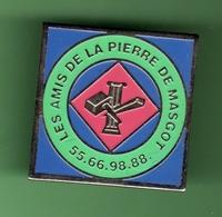 LES AMIS DE LA PIERRE DE MASGOT *** 1022 - Associations