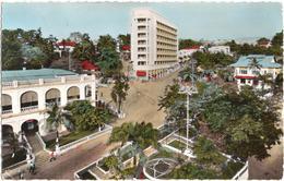 Matadi - Bâtiment De L\'Administration Du Territoire - Congo - Kinshasa (ex Zaire)
