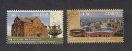 Armenia Armenien MNH** 2019 Historical Capitals Of Armenia Ani And Yerevan Mi 1114-15 - Armenien