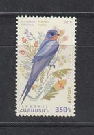 Armenia Armenien MNH** 2019 Europe Stamps Subject Bird Mi 1116 - Armenien