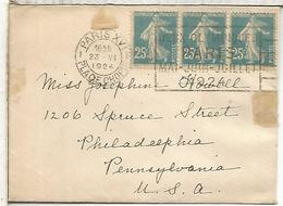FRANCIA PARIS CC CON MAT JUEGOS OLIMPICOS DE 1924 OLYMPIC GAMES - Summer 1924: Paris