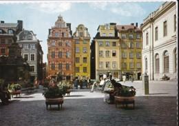 AN21 Stockholm, Gamla Sta 'n-Stortorget - Sweden