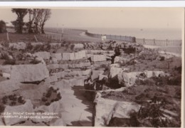 AN21 Rock Chine To Western Undercliff, St. Lawrence, Ramsgate - RPPC - Ramsgate