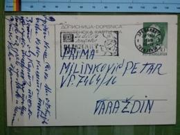 KOV 27-3 - Carte Postale, ZRENJANIN, FLAMME - Serbia