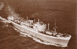 AO04 Shipping - Unidentified Ship - Plain Back - Steamers