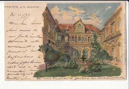 CPA Allemagne  - Muenchen - Alte Residenz - Carte Précurseur  :   Achat Immédiat - Muenchen