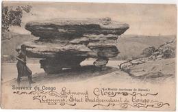 Souvenir Du Congo - Le Menhir Environs De Matadi - Congo - Kinshasa (ex Zaire)