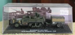 Maquette M16 MGMC & 1-ton Trailer - Voertuigen